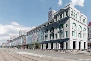 """Architekt """"przerobił"""" znane budynki. Tak mogła wyglądać Warszawa"""