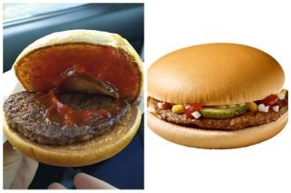 Taki hamburger w Mc Donalds. Sieć przeprasza naszego Internautę