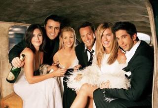 """Tak zmienili się """"Przyjaciele"""" z serialu - kiedyś i dziś"""