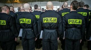 Czy nadajesz się do pracy w policji? (Test MultiSelect)