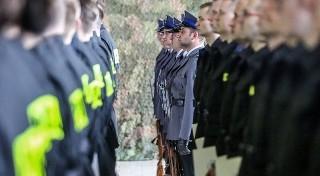 Czy nadajesz się policji? Test multiselect 2020