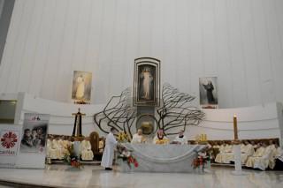 Transmisja mszy świętej z sanktuarium w Łagiewnikach