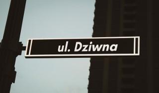Najdziwniejsze nazwy ulic w Polsce?