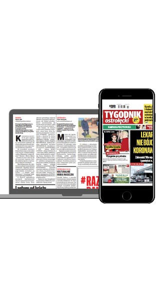 """Czytaj """"Tygodnik Ostrołęcki"""" w formie gazety online"""