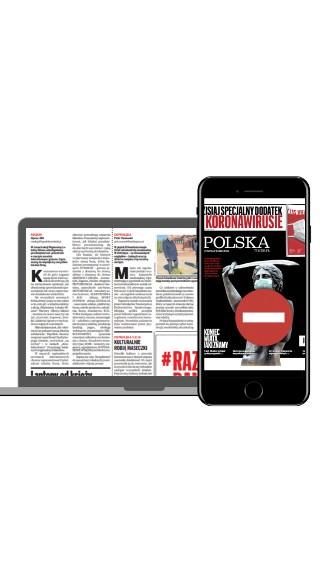 """Czytaj """"Polskę"""" w formie gazety online"""