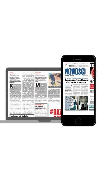 """Czytaj """"Nowości Toruńskie"""" w formie gazety online"""