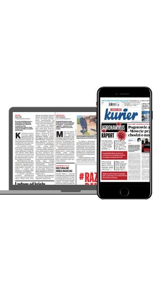 """Czytaj """"Kurier Lubelski"""" w formie gazety online"""