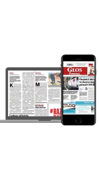 """Czytaj """"Głos Pomorza"""" w formie gazety online"""