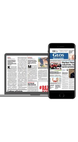 """Czytaj """"Głos Szczeciński"""" w formie gazety online"""
