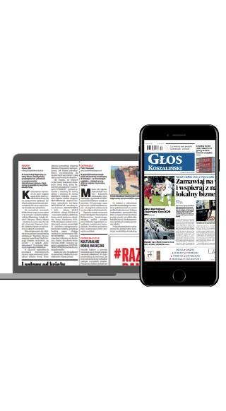 """Czytaj """"Głos Koszaliński"""" w formie gazety online"""