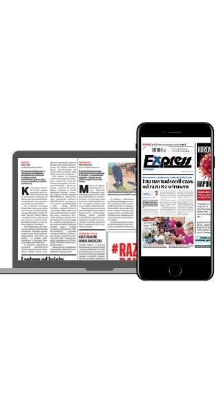 """Czytaj """"Express Bydgoski"""" w formie gazety online"""