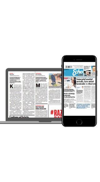 """Czytaj """"Echo Dnia"""" w formie gazety online"""