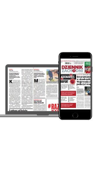 """Czytaj """"Dziennik Zachodni"""" w formie gazety online"""