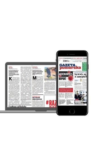 """Czytaj """"Gazetę Pomorską"""" online"""