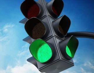 Szybki test na prawo jazdy: Sygnały świetlne