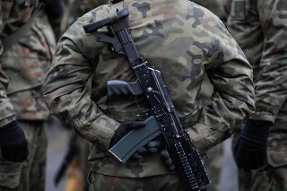 Czy nadajesz się na zawodowego żołnierza?