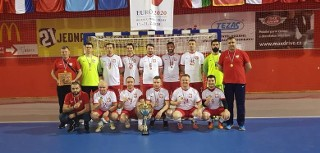 Reprezentacja Polski Księży z tytułem Mistrzów Europy