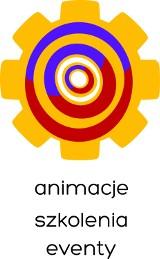 Logo firmy ANIMOSFERA   |  animacje - szkolenia - eventy |