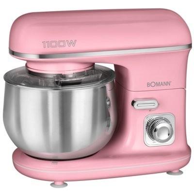 Robot kuchenny BOMANN KM 6030 CB Różowy