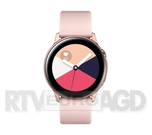 Samsung Galaxy Watch Active (różowe złoto)