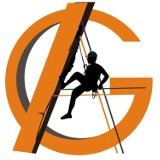 Logo firmy KARMANN. PRACE WYSOKOŚCIOWE