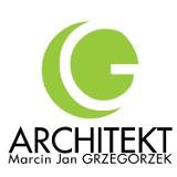 Logo firmy Architekt Marcin Jan GRZEGORZEK