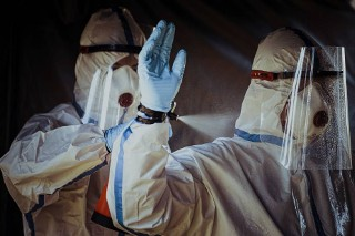 To dzięki nim lekarze mogą leczyć w czasie pandemii