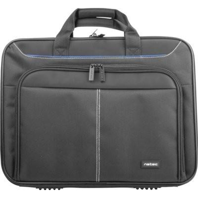 Torba na laptopa NATEC Doberman 17.3 cali Czarny