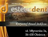 Logo firmy Gabinet Stomatologiczny Estetic-Dent