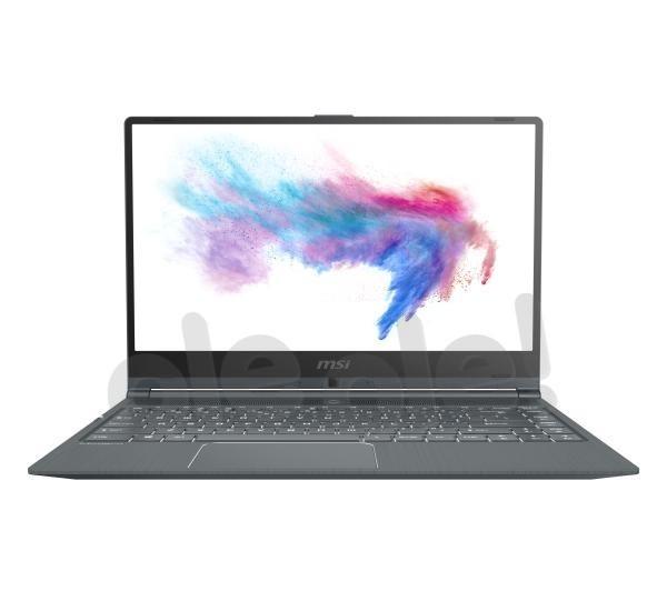 """MSI Modern 14 A10M-1062PL 14"""" Intel Core i7-10510U - 8GB RAM - 512GB Dysk - Win10"""