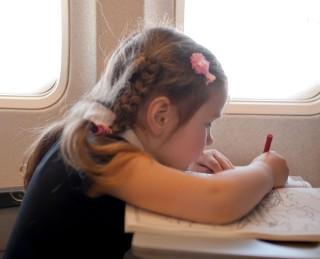 Czy wiesz jak zachować się w samolocie?