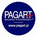 Logo firmy Pagart Tour