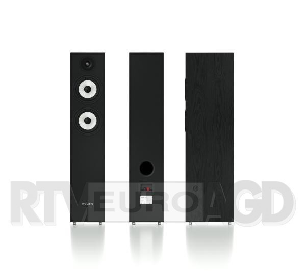 Pylon Audio Pearl 25 (czarny) 2 szt.