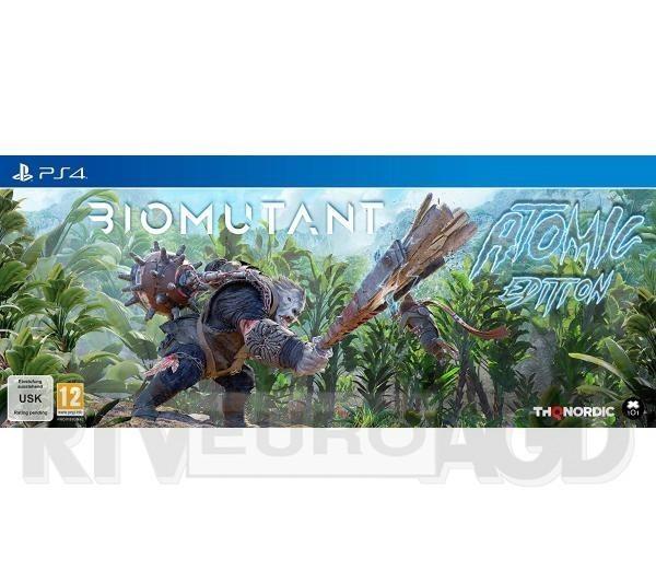 Biomutant - Edycja Atomic PS4 / PS5