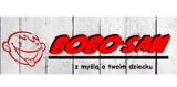 Logo firmy BOBO-SAN - zabawki dla dzieci