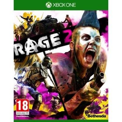 Rage 2 Gra xbox one CENEGA