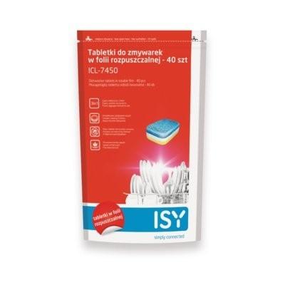 ICL-7450 Tabletki w folii rozpuszczalnej ISY