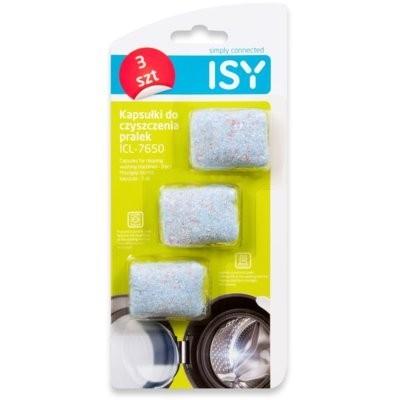ICL-7650 Tabletki do czyszczenia pralek ISY