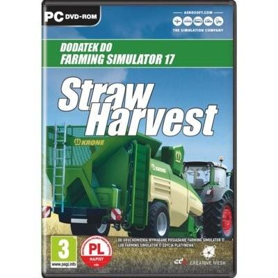 Farming Simulator 17: Straw Harvest Dodatek do Gry CDP.PL