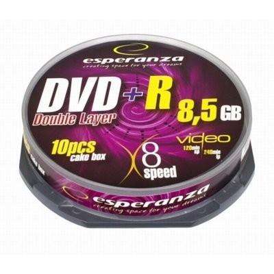 DVD+R Double Layer Płyta ESPERANZA