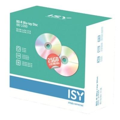 IBD 1000 BluRay 5 szt Płyta ISY