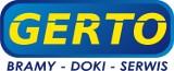 Logo firmy GERTO Bramy-Doki-Serwis