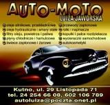 Logo firmy Sklep Auto-Moto Luiza Jaworska