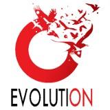 Logo firmy Evolution - Agencja Reklamowa