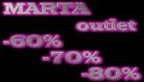 Logo firmy MARTAoutlet