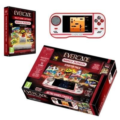 Starter Pack – Namco 1 Konsola EVERARCADE