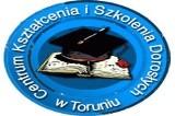 Logo firmy Centrum Kształcenia i Szkolenia Dorosłych w Toruniu