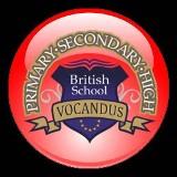 Logo firmy INTERNATIONAL BRITISH SCHOOL VOCANDUS