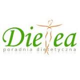 Logo firmy Poradnia Dietetyczna Dietea mgr inż. Agnieszka Płociniak