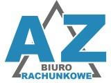Logo firmy AZ Biuro Rachunkowe